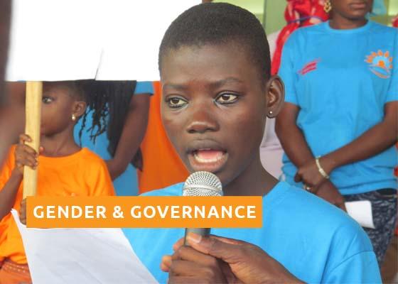 Gender and Governanace