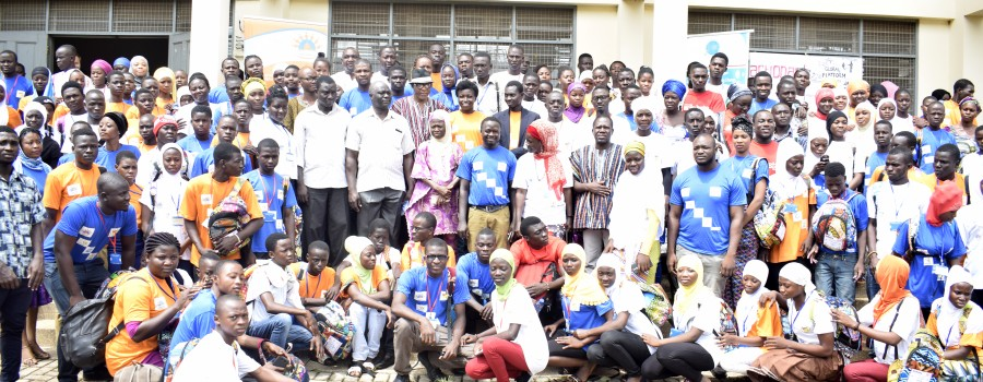 NORGHA 6. Group picure with the Mayor during the NORGHA conference